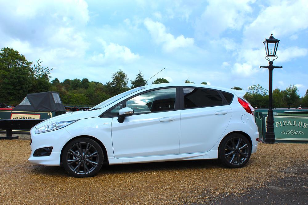 2016 Ford Fiesta 1.0 Ecoboost ST-Line - side