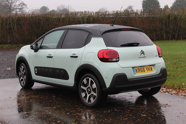 2017 Citroen C3 1 2 Puretech 110 Flair Review
