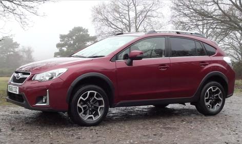 2017 Subaru XV 2.0-litre SE Automatic Review