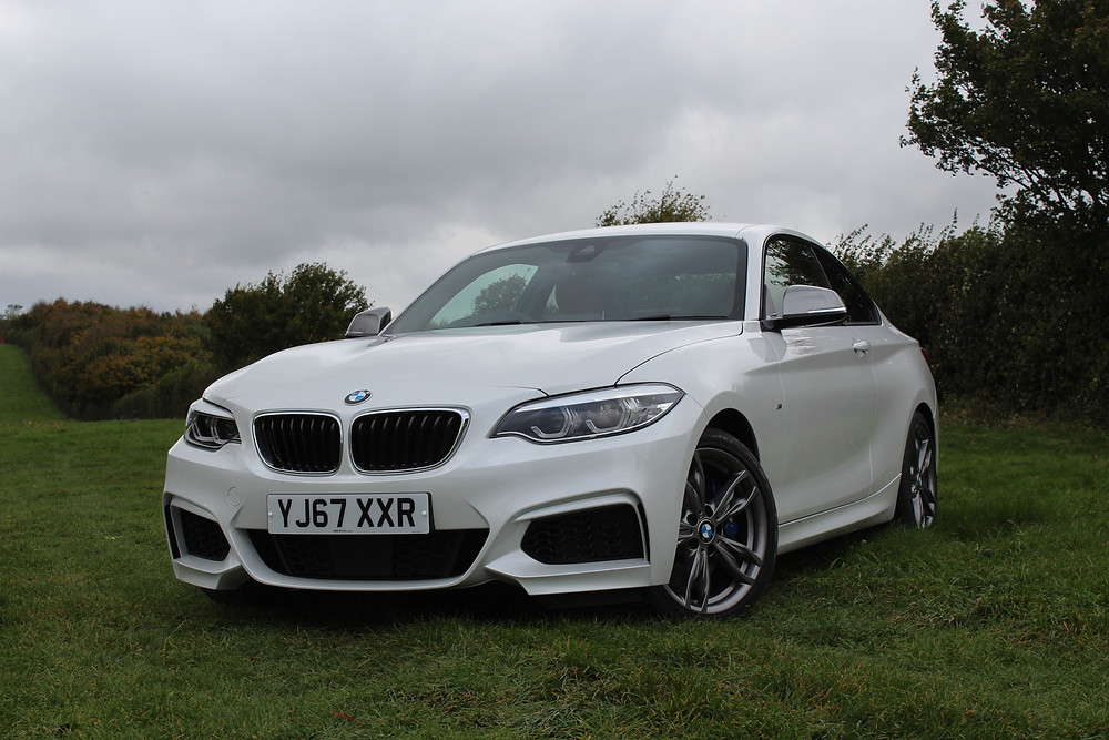 2017 BMW M240i Coupe