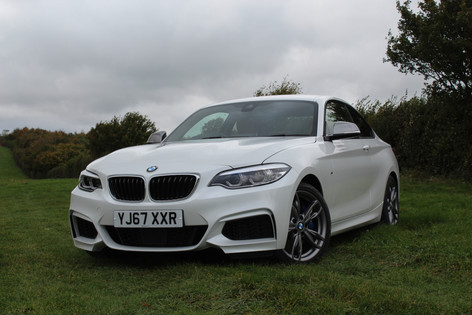 2017 BMW 2-Series M240i Review