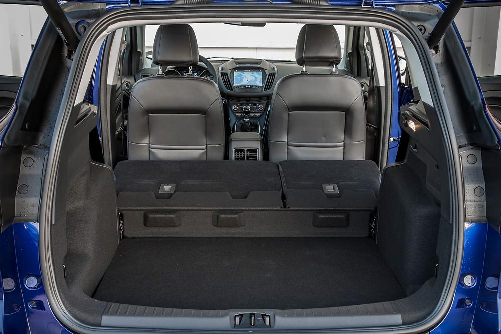 2017 Ford Kuga - boot