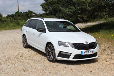2017 Skoda Octavia Estate vRS 2.0TSI 230PS Review