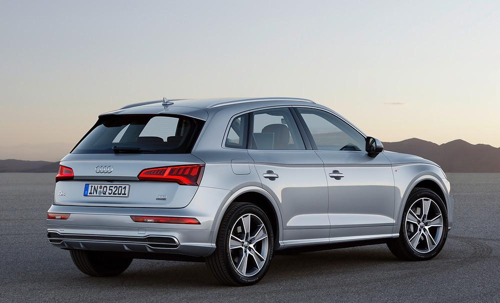 2017 Audi Q5 - rear