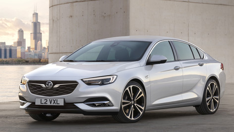 2017 Opel/Vauxhall Insignia Grand Sport Unveiled