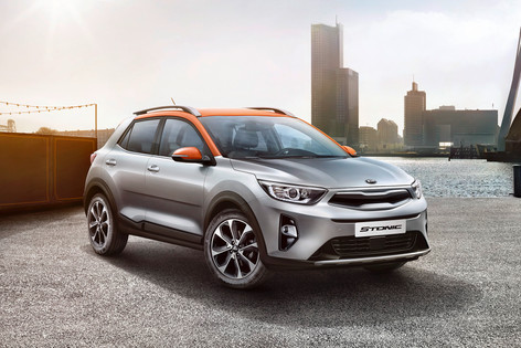2017 Kia Stonic - Will the all-new crossover be a-Stonic-shing?
