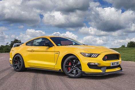 2017 Mustang Shelby GT350R