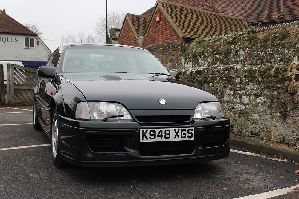 1992 Vauxhall Lotus Carlton - front