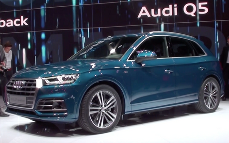 2017 Audi Q5 set for spring launch