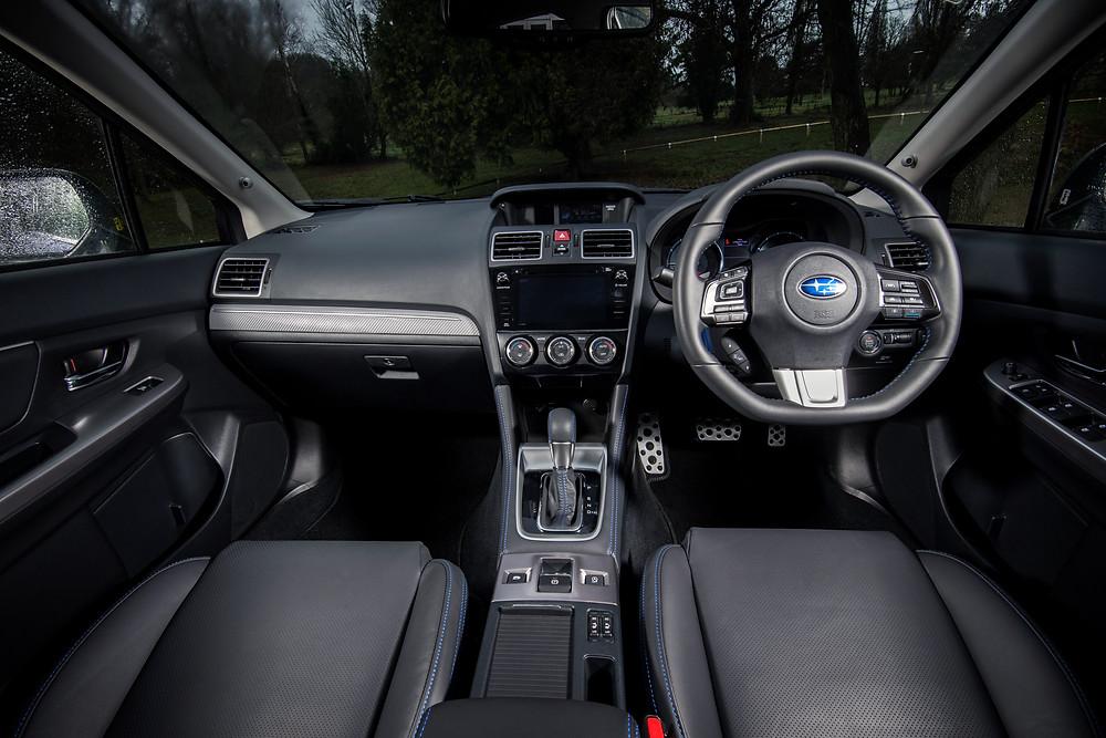 2017 Subaru Levorg 1.6i GT - dashboard
