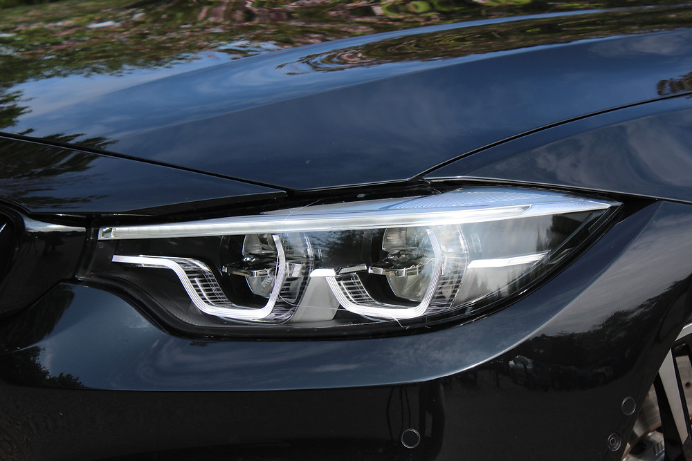2017 BMW M4 LED Headlights