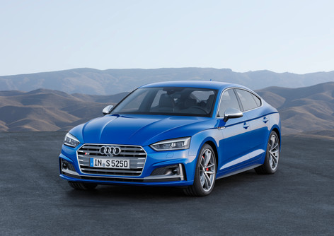 2017 Audi A5 and S5 Sportback unveiled ahead of launch