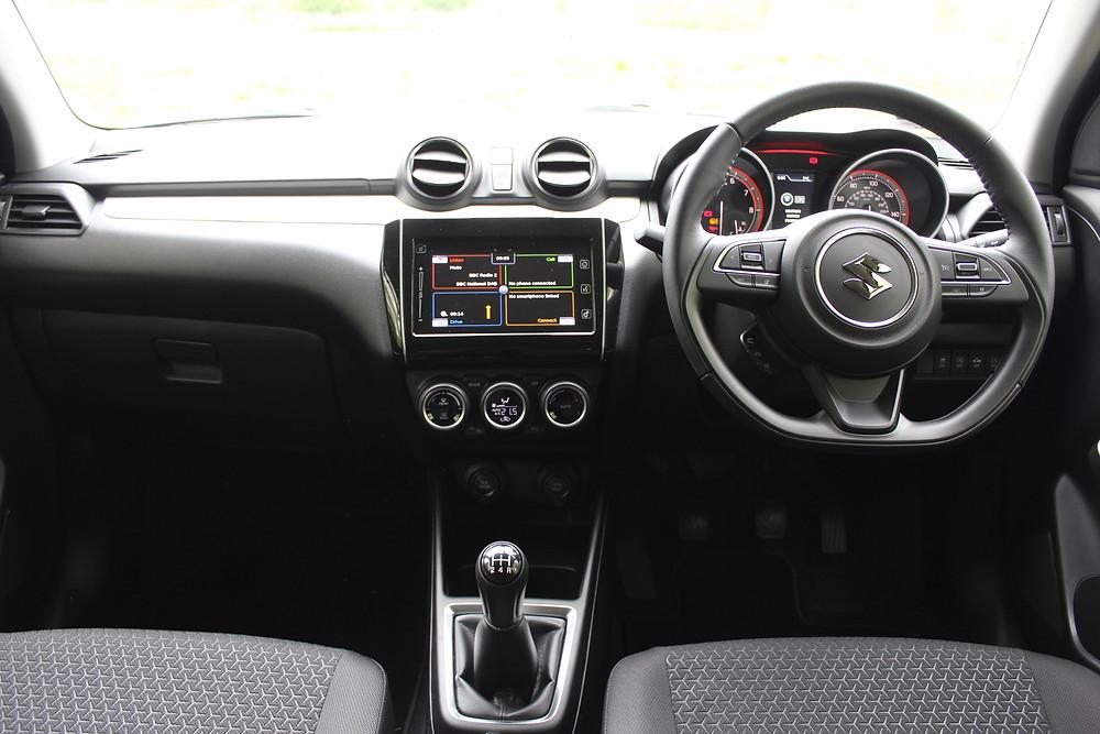 2017 Suzuki Swift 1.2 SHVS Dualjet ALLGRIP SZ5 - interior