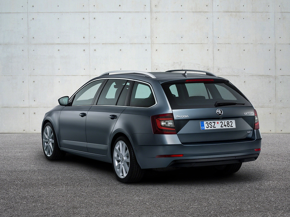 2017 Skoda Octavia  - estate