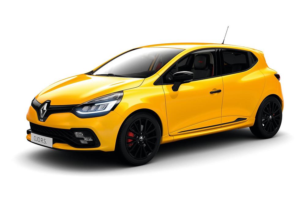 2017 Renault Clio Sport Black Edition