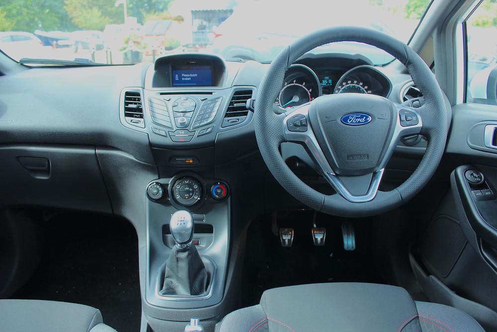 2016 Ford Fiesta 1.0 Ecoboost ST-Line - interior