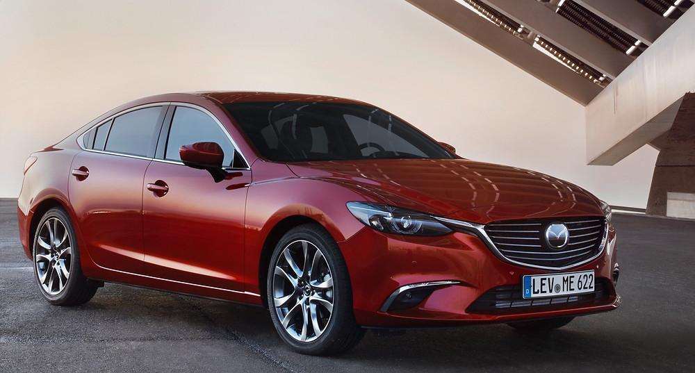 2017 Mazda 6 Saloon