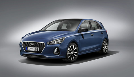Hyundai teases images of the new i30 ahead of Paris debut