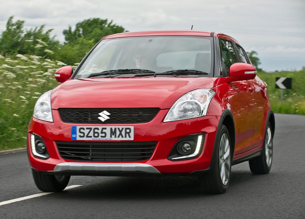 2016 Suzuki Swift 4x4