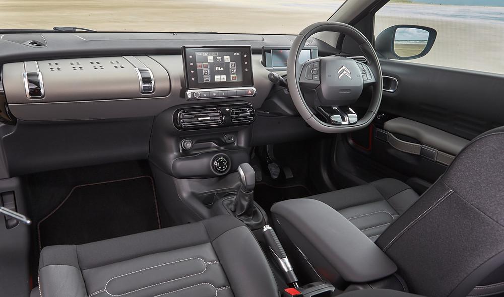 2016 Citroën C4 Cactus Rip Curl Interior
