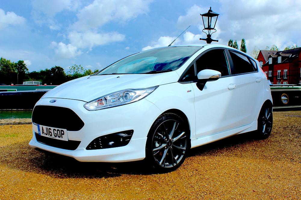 2016 Ford Fiesta 1.0 Ecoboost ST-Line