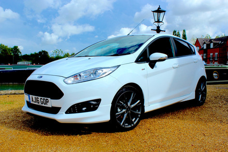 2016 Ford Fiesta 1.0 Ecoboost ST-Line Review