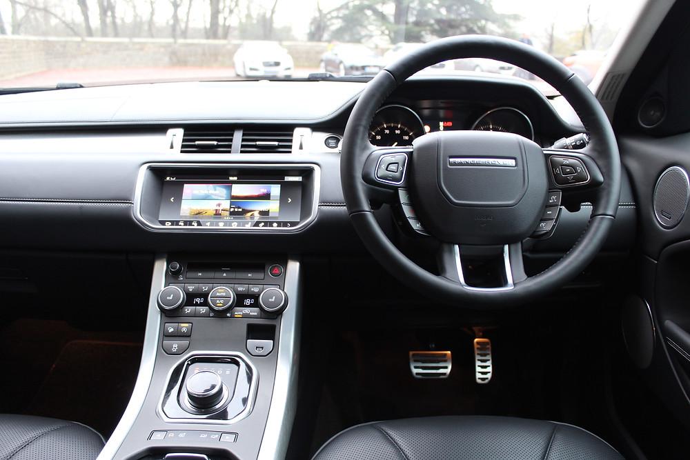 2016 Range Rover Evoque 2.0 TD4 180 Autobiography - dashboard