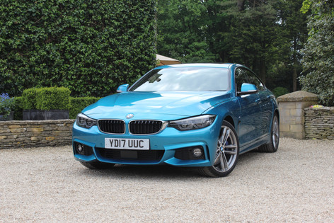 2017 BMW 440i Gran Coupe M Sport Review