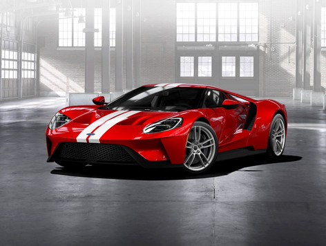 2017 Ford GT production to double