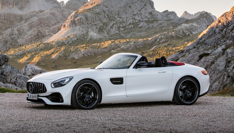 2017 Mercedes-AMG GT R and GT and GT C Roadsters - prices and specs