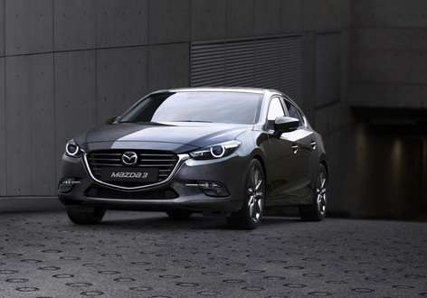 2017 Mazda 3 gets revised styling and new technology