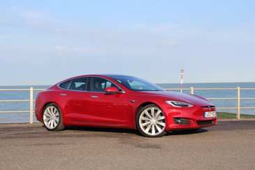 2017 Tesla Model S 100D Review
