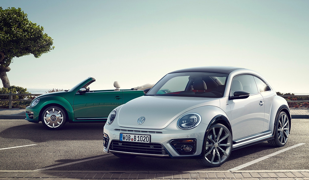 2017 Volkswagen Beetle Coupe and Cabriolet