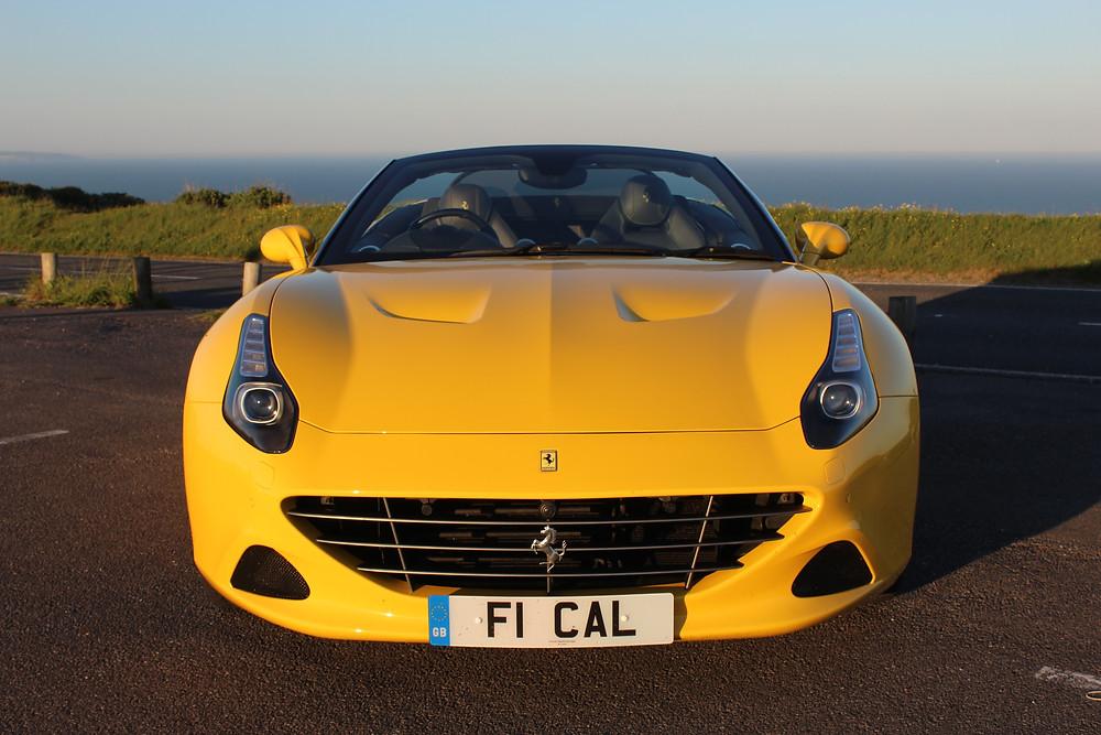 2017 Ferrari California T Handling Speciale - front