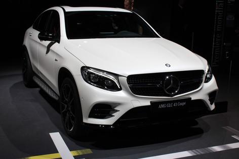 2017 Mercedes-AMG GLC 43 4Matic Coupe