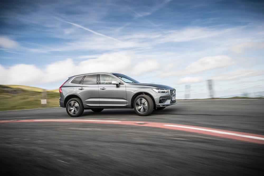 2017 Volvo XC60 D5 R-Design - driving side