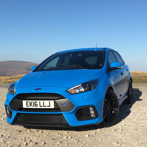 Ford Focus RS gets Mountune performance upgrades