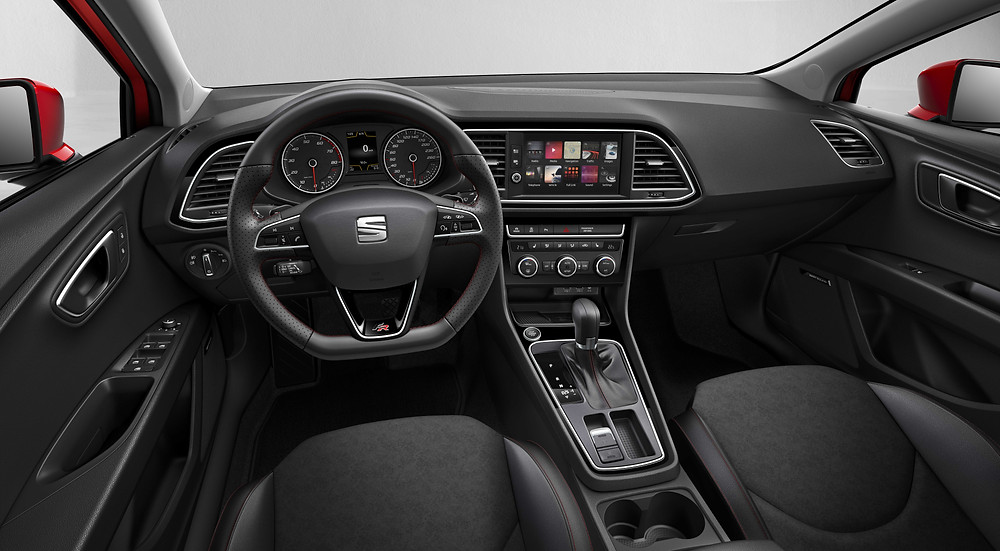 2017 SEAT Leon - Interior