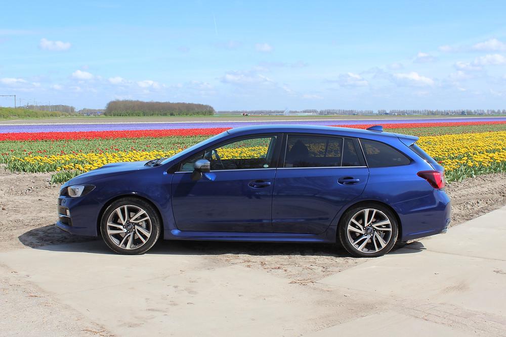 2017 Subaru Levorg 1.6i GT - side
