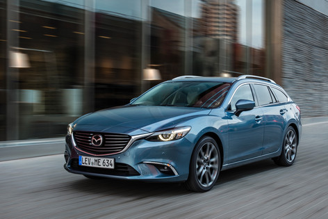 Mazda 6 improved to be better to drive and more refinement