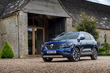 2017 Renault Koleos Signature Nav dCi 175 4WD Auto X-Tronic Review