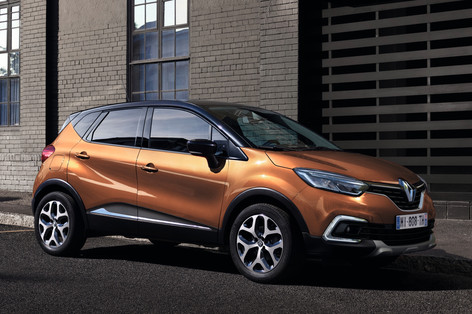 2017 Renault Captur prices and specifications confirmed