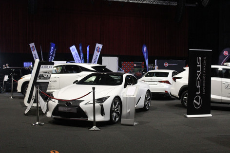 2018 Cape Town Motor Show review