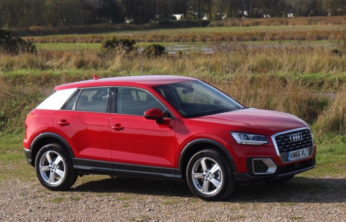 2016 Audi Q2 Review