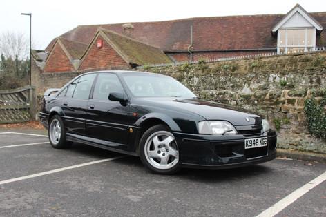 1992 Vauxhall Lotus Carlton Review