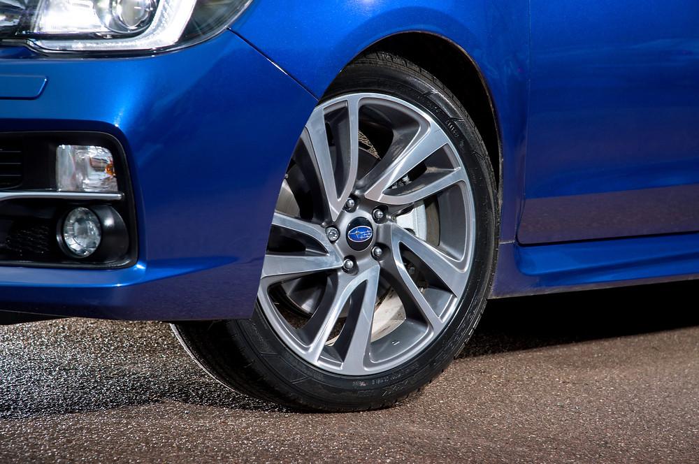 2017 Subaru Levorg 1.6i GT - alloys