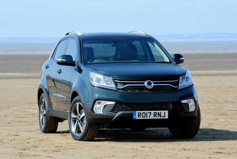 Ssangyong gives the Korando SUV a new look for 2017