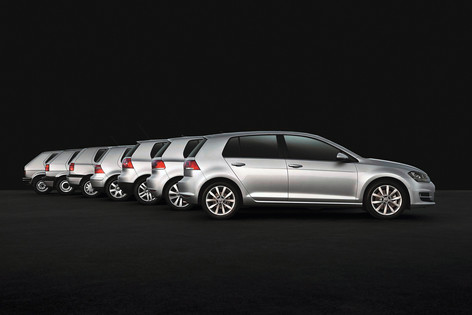 2017 VW Golf to be unveiled in November
