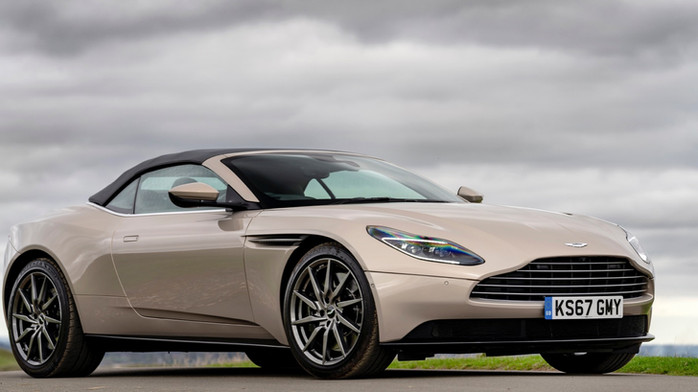 2019 Aston Martin Volante Review