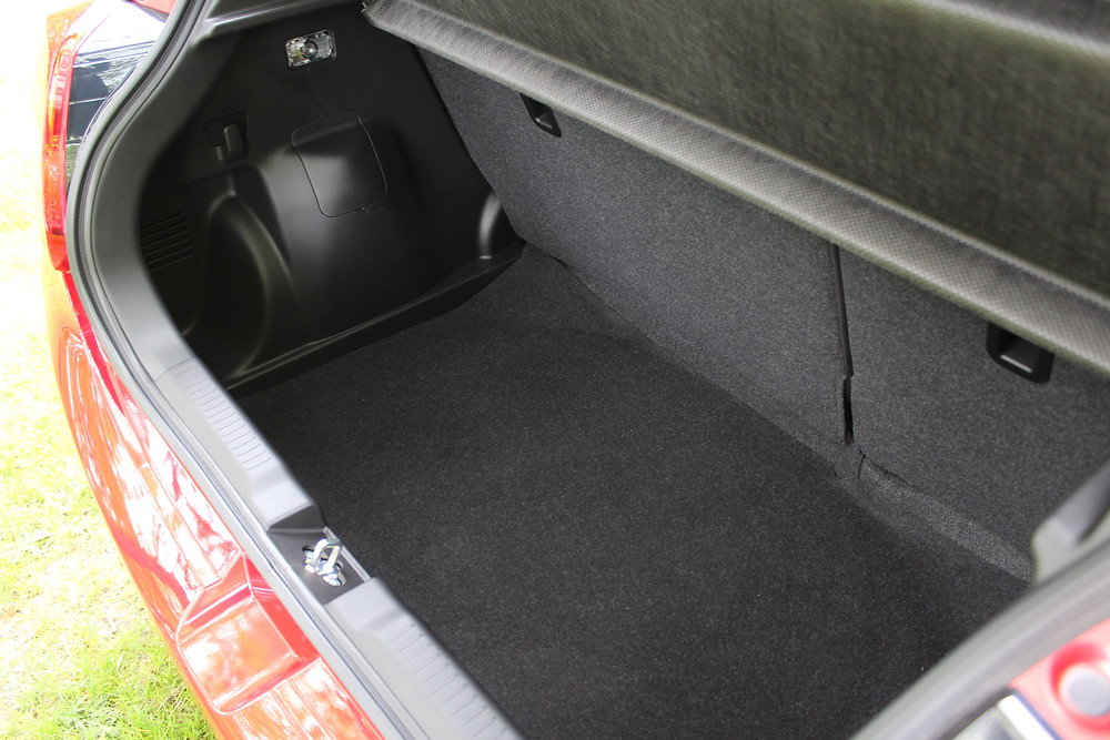 2017 Suzuki Swift 1.2 SHVS Dualjet ALLGRIP SZ5 - boot